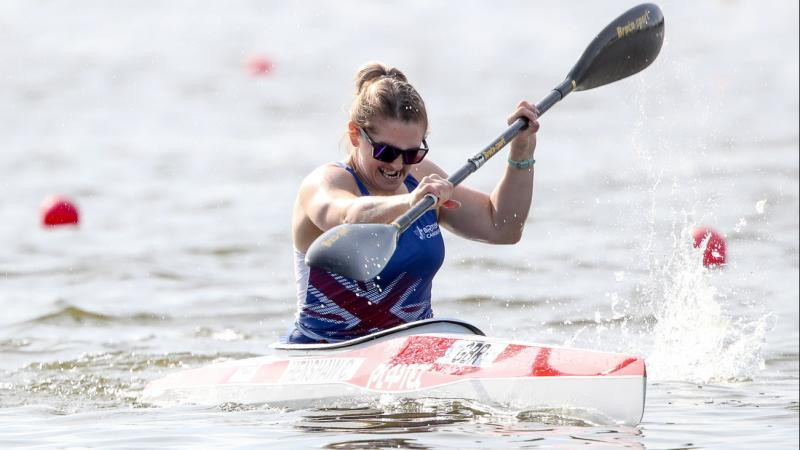 Henshaw and McGrath to begin Paralympic quest at IFC Paracanoe World Championships
