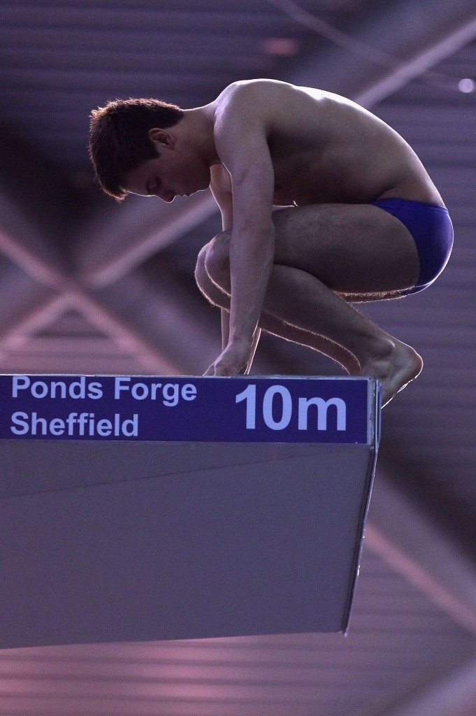 British divers to compete for Rio 2016 spots in Sheffield
