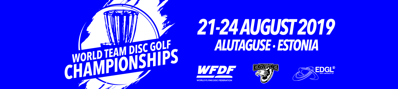 Estonia ready to host 2019 World Team Disc Golf Championships