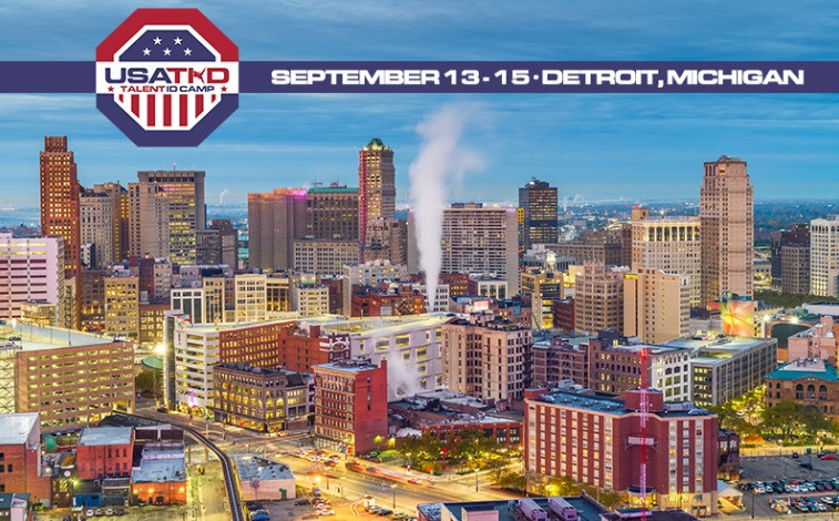 USA Taekwondo to hold third talent ID camp in Detroit
