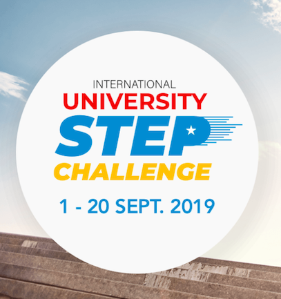 FISU and NXL launch University Step Challenge for second year