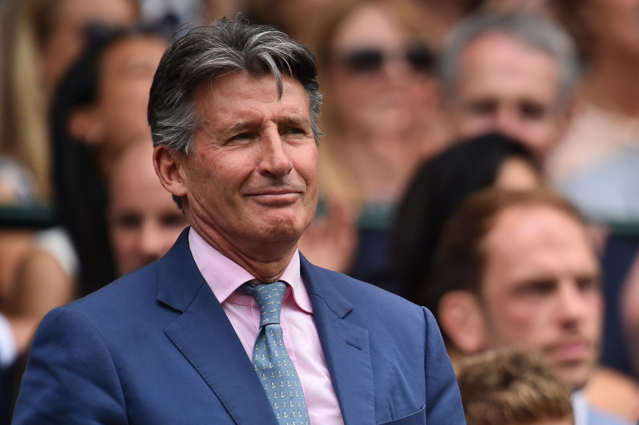 Sebastian Coe will be invited to Russia's Moscow 1980 celebrations ©Getty Images