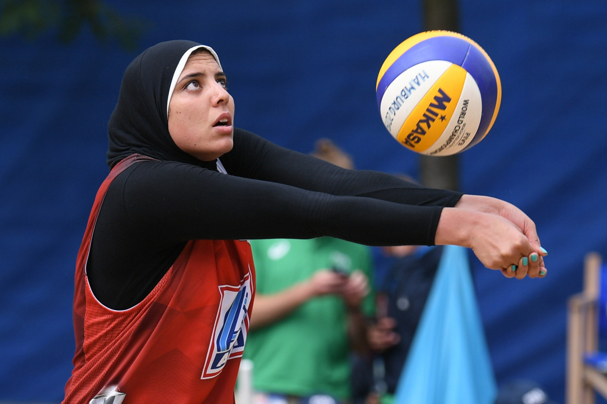 Egypt's golden start to African Games continues with beach volleyball triumph