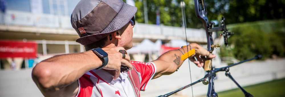 Gazoz leads men's recurve as World Archery Youth Championships begin in Madrid