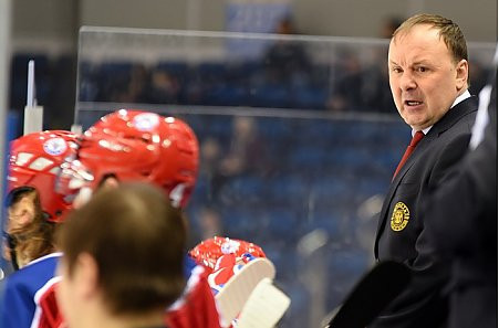 Mikhail Zakharov has been re-appointed as the head coach of the Belarus men's ice hockey team ©BIHF