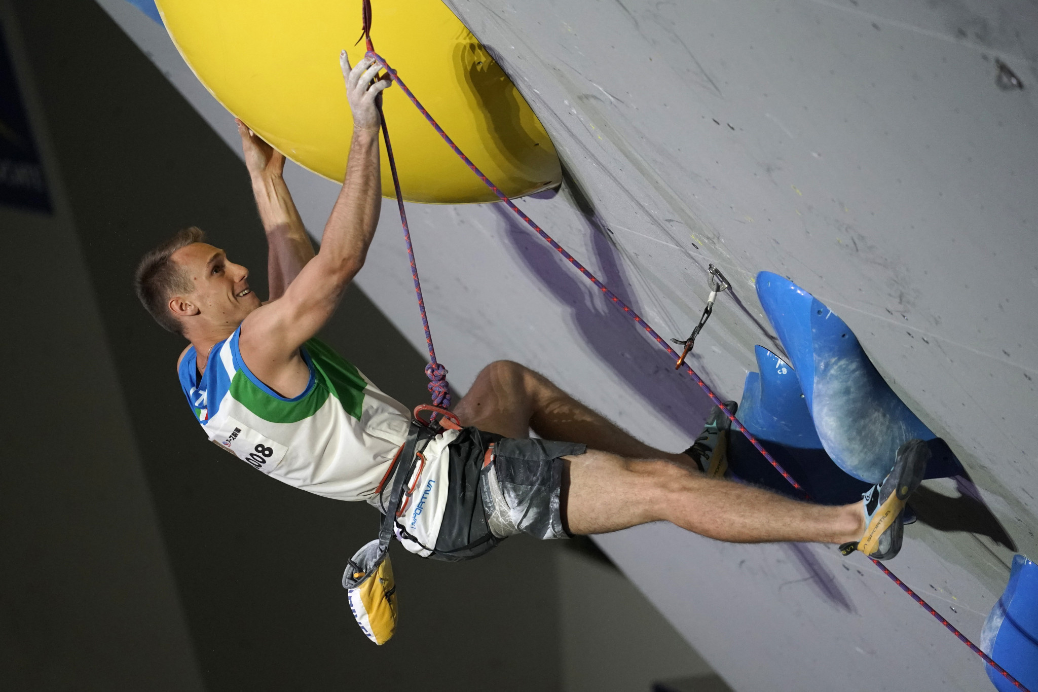 Fossali bids for IFSC Youth World Championships glory in Arco