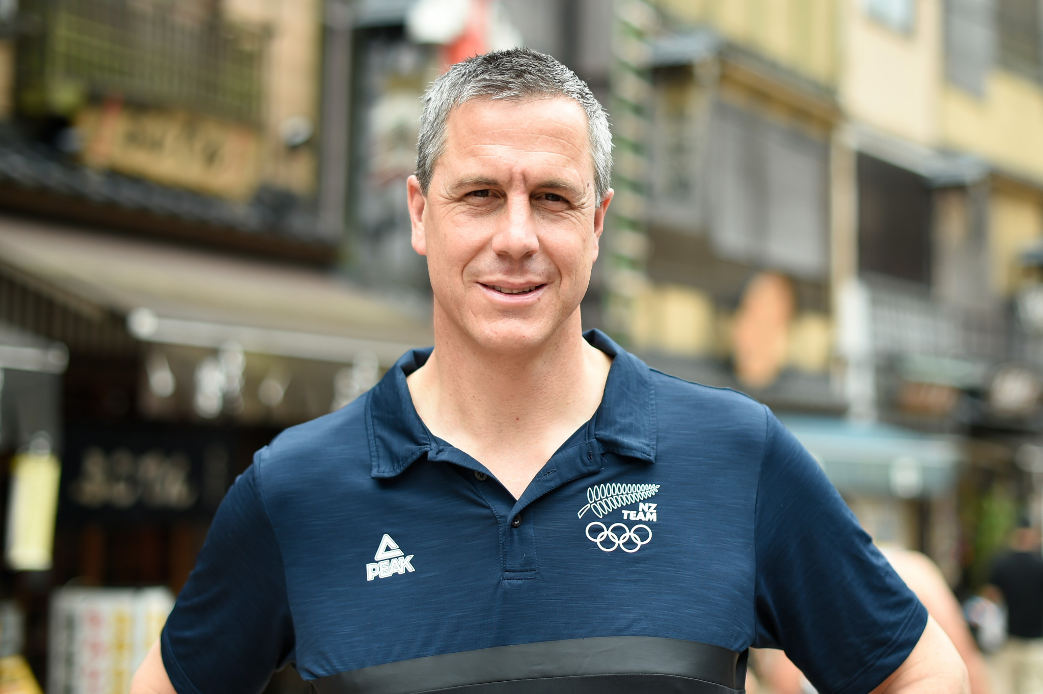 "Rob Waddell believes Tokyo 2020 are ""several steps ahead"" of where Rio 2016 were ©Getty Images"