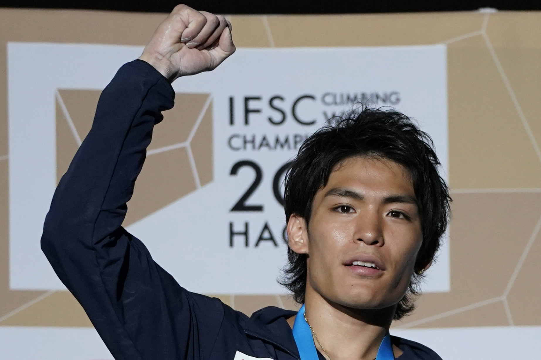 Tomoa Narasaki's win positions him as a favourite for home gold at Tokyo 2020 ©Getty Images