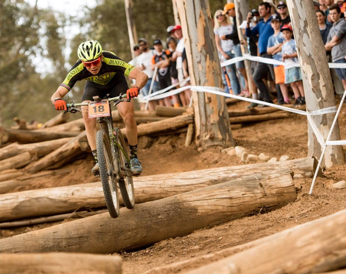 Keep and De Lange win cycling titles at African Games