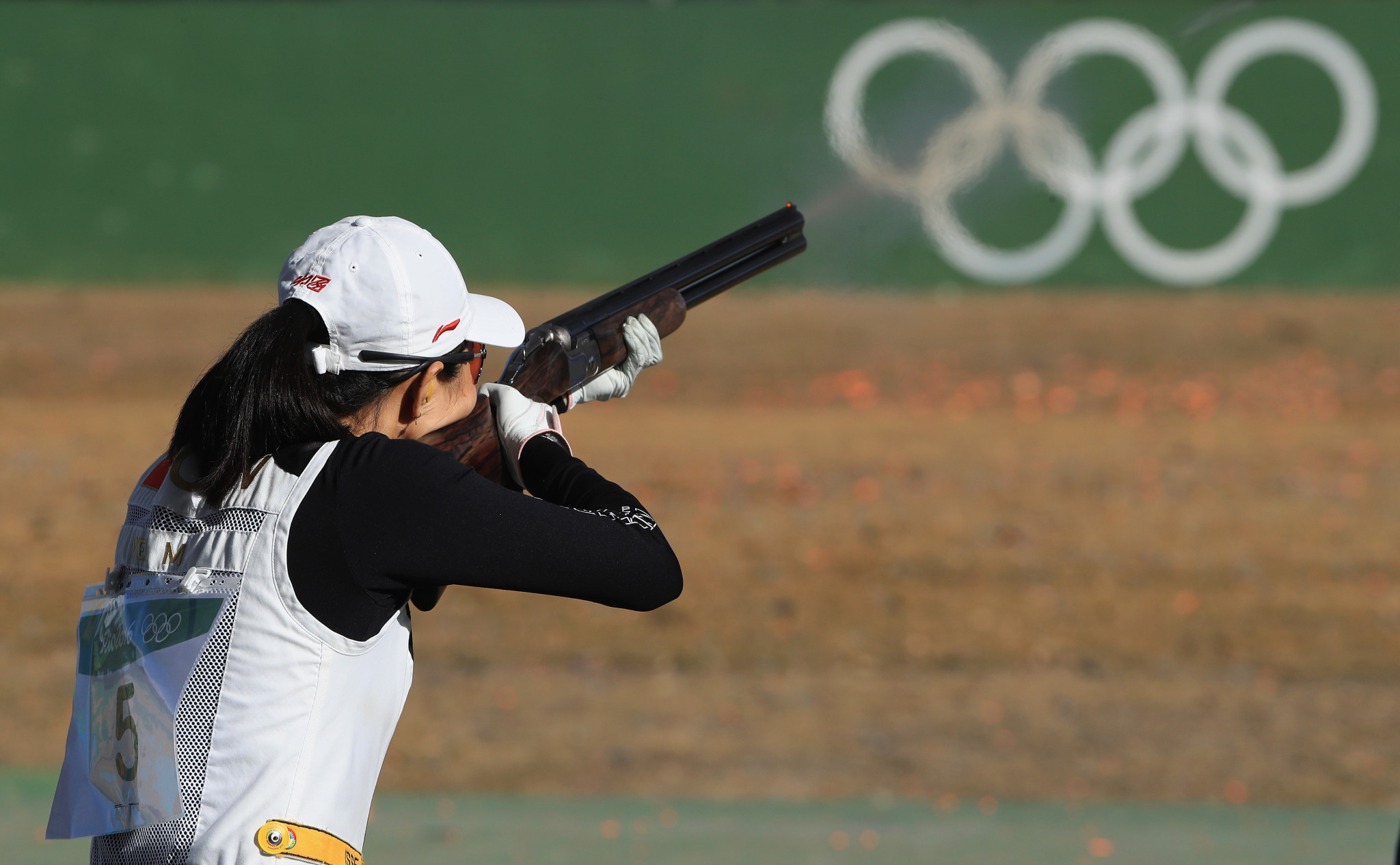 China's Wei beats world champion Connor to women's skeet title at ISSF Shotgun World Cup