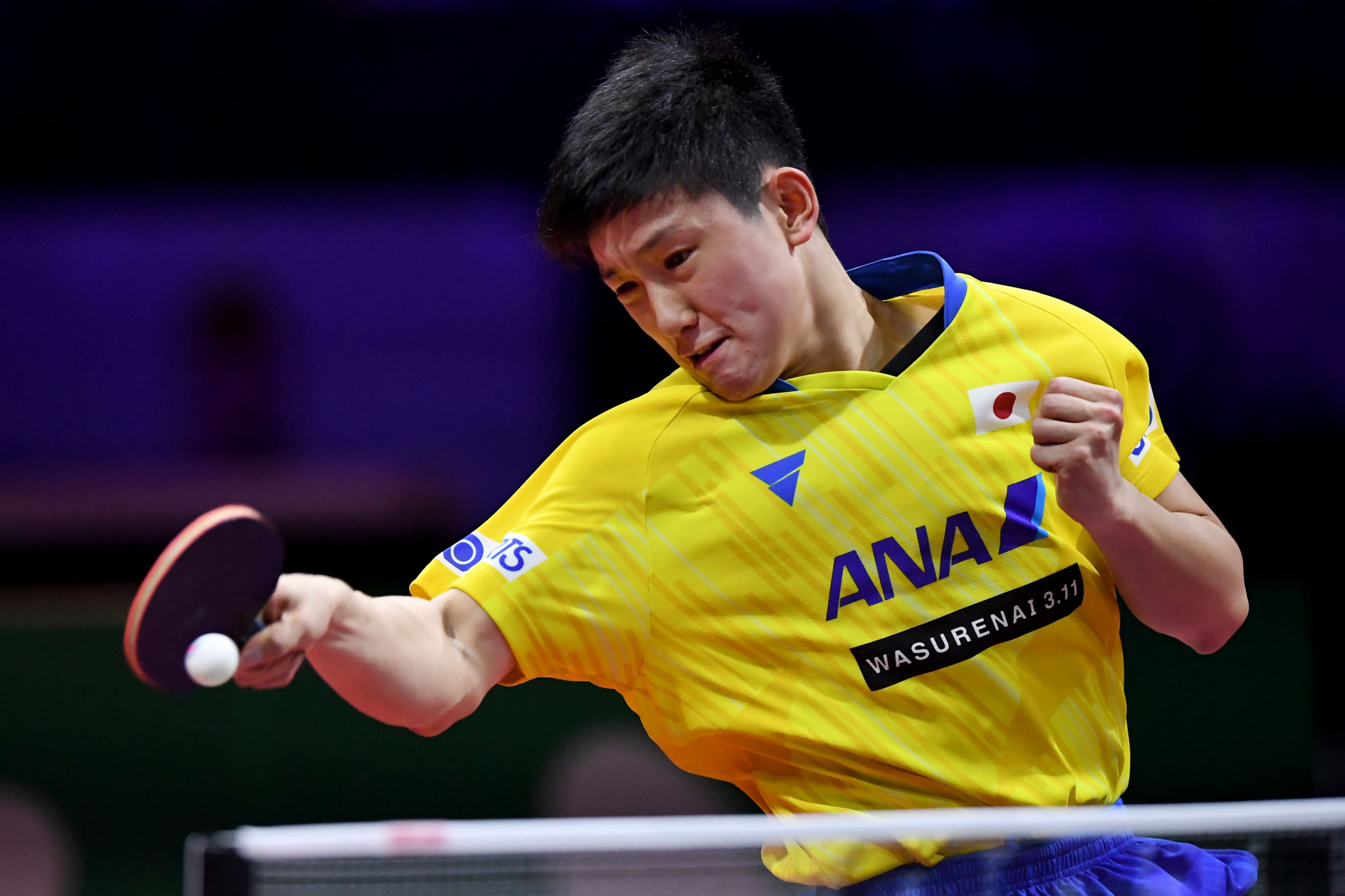 Pletea to face top seed Harimoto in first round of ITTF Czech Open