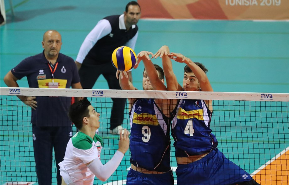 The FIVB Boys' Under-19 World Championship opened in Tunisia ©FIVB