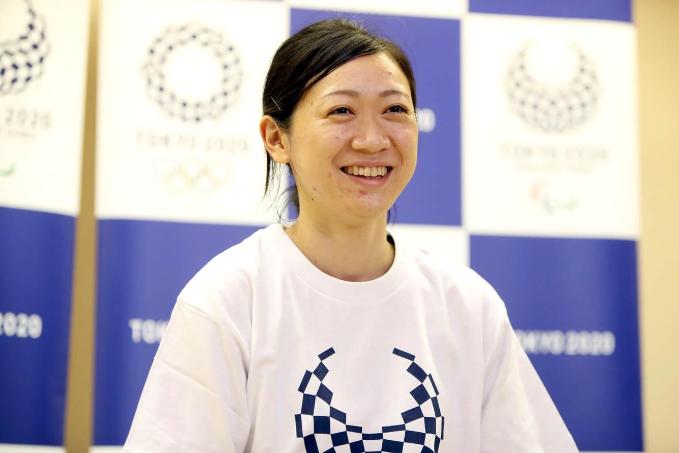 Japan's Ayako Suzuki began her tournament with victory ©Tokyo 2020