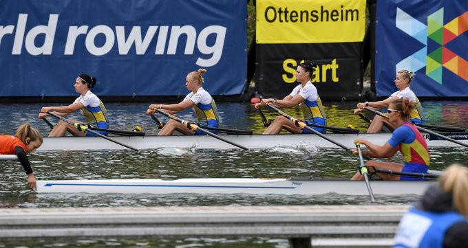 The World Championships in Linz-Ottensheim are due to open on Sunday ©World Rowing