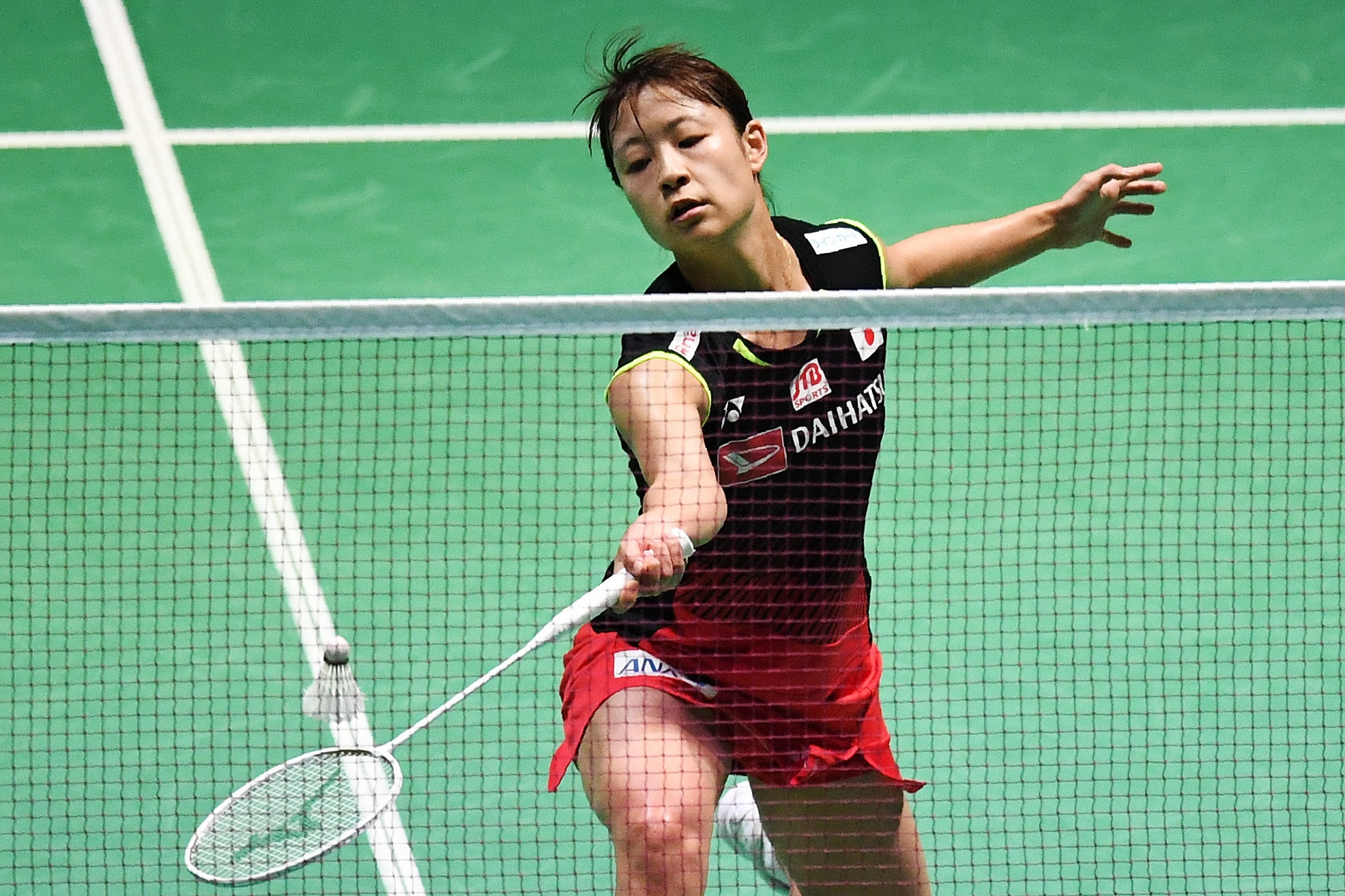Okuhara keeps BWF World Championships bid on track in Basel