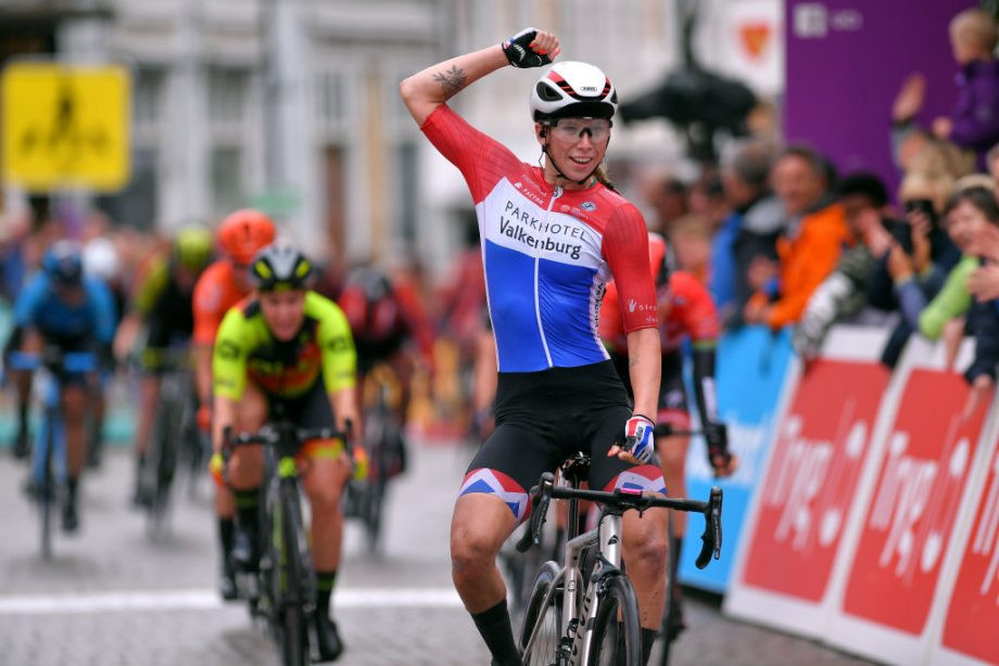 Wiebes claims opening Ladies Tour of Norway stage win in torrential rain