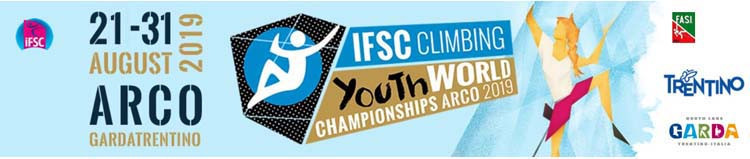 Japan dominate day one of qualification at IFSC Youth World Championships