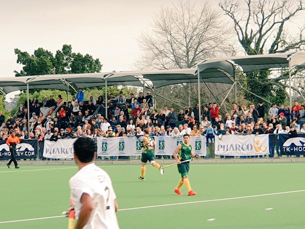 South Africa's men's and women's teams qualified for Tokyo 2020 at the weekend ©Africa Hockey