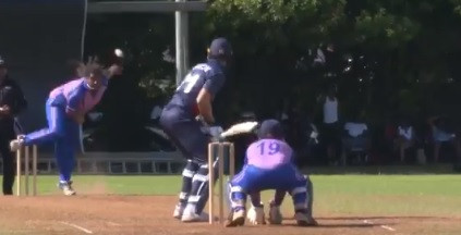Bermuda beat the United States for the second time in the space of five days to join Canada in progressing to the global qualifier ©ICC
