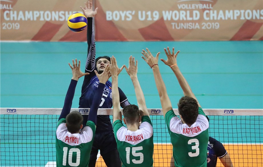 Iran won their opening match of the competition ©FIVB