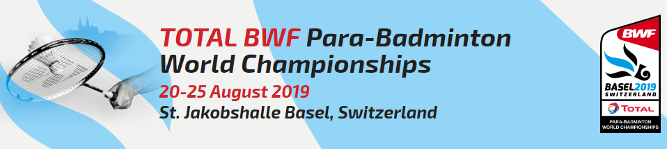 World number ones Bhagat and Parmar top groups at Para Badminton World Championships