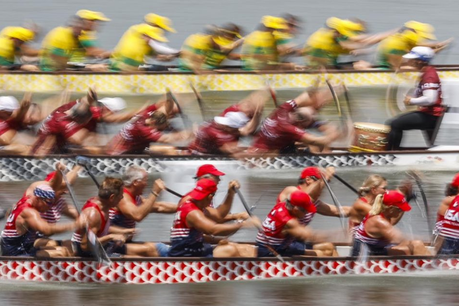 Thailand take double premier mixed 500m gold at World Dragon Boat Racing Championships