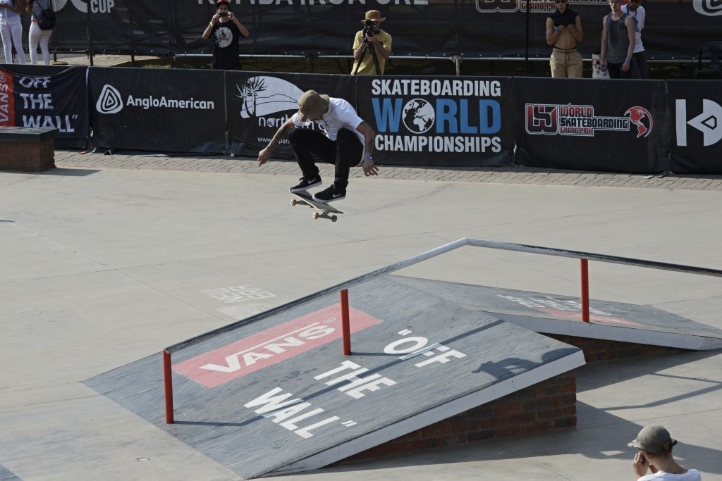 The WSF claim the event in Vietnam will be held on a similar scale to the Kimberley Diamond Cup, held as part of the 2015 World Skateboarding Championships
