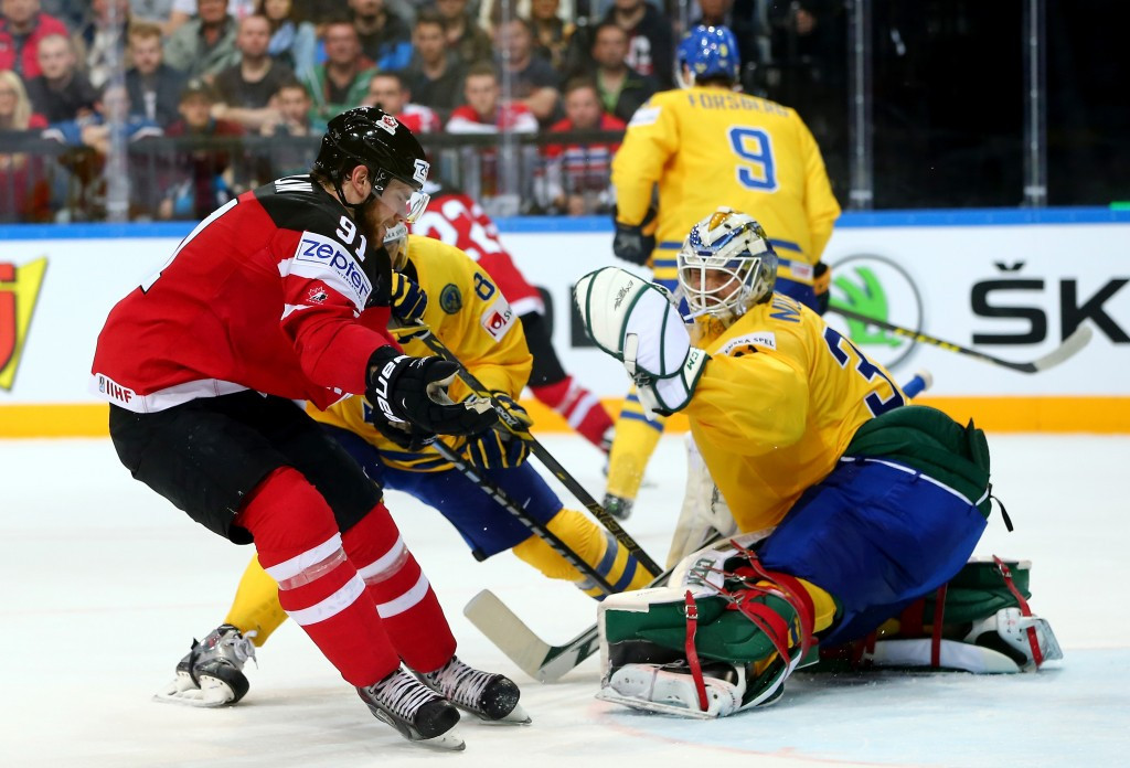 Canada have maintained their perfect record at this year's Ice Hockey World Championship ©Getty Images