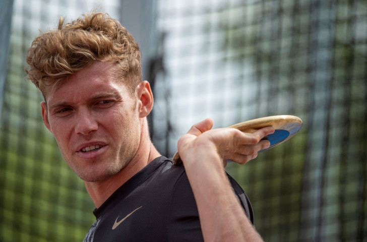 France's decathlon world record holder Kevin Mayer will be in World Championships mode ©Getty Images
