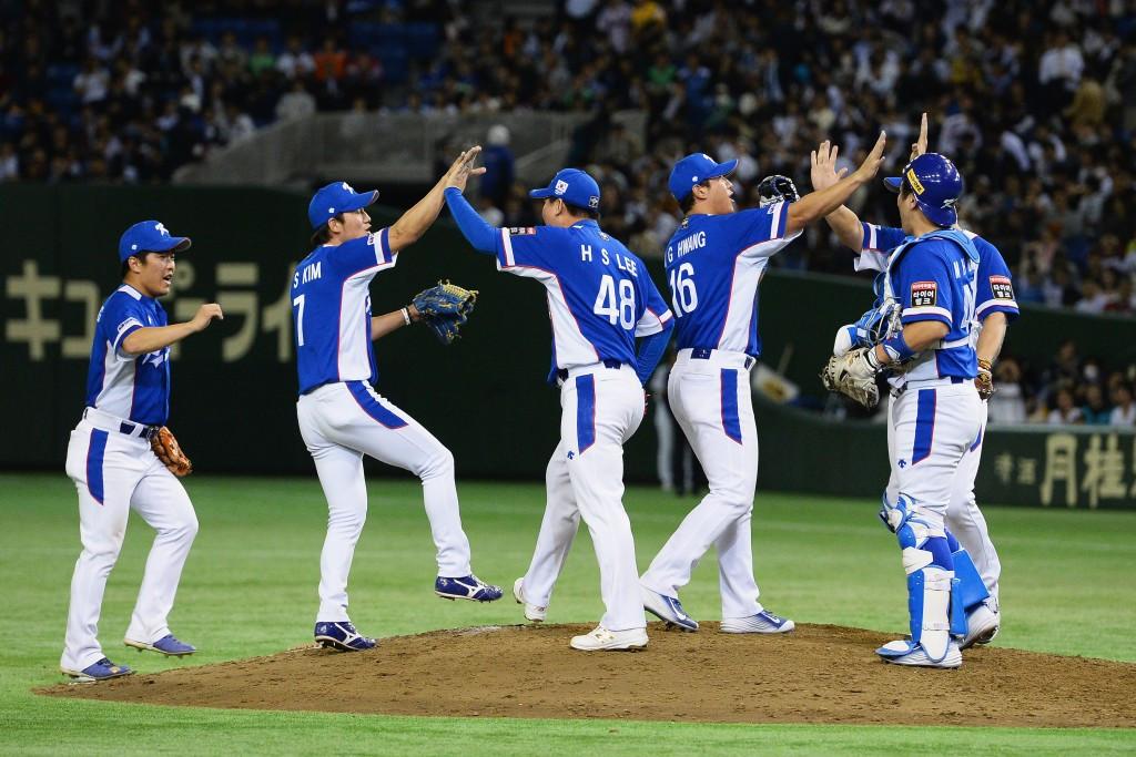 South Korea produce miracle comeback to break Japanese hearts in WBSC Premier12 semi-final