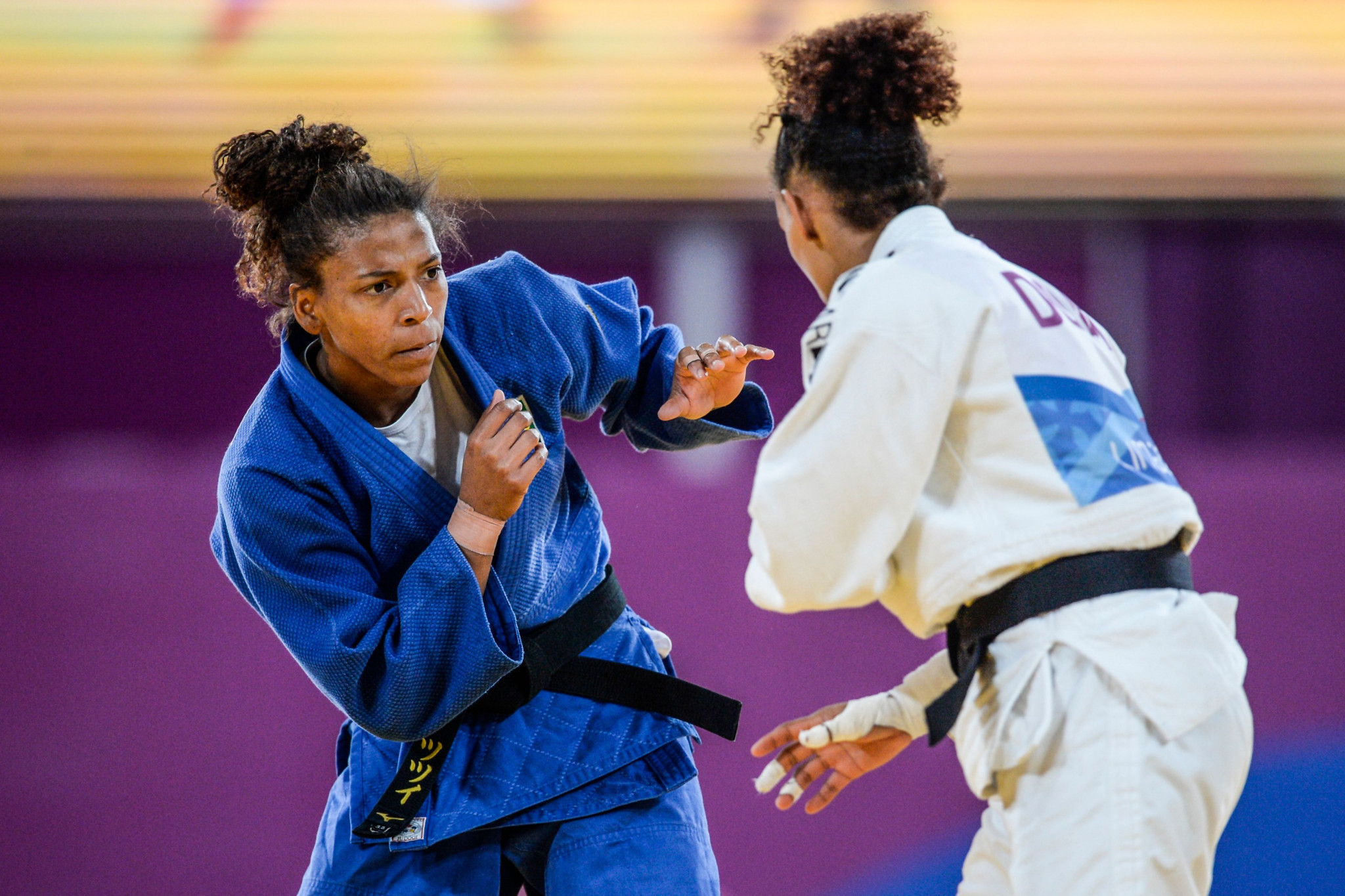"Silva ""always has Tokyo 2020 in mind"" as she prepares for IJF World Championships"