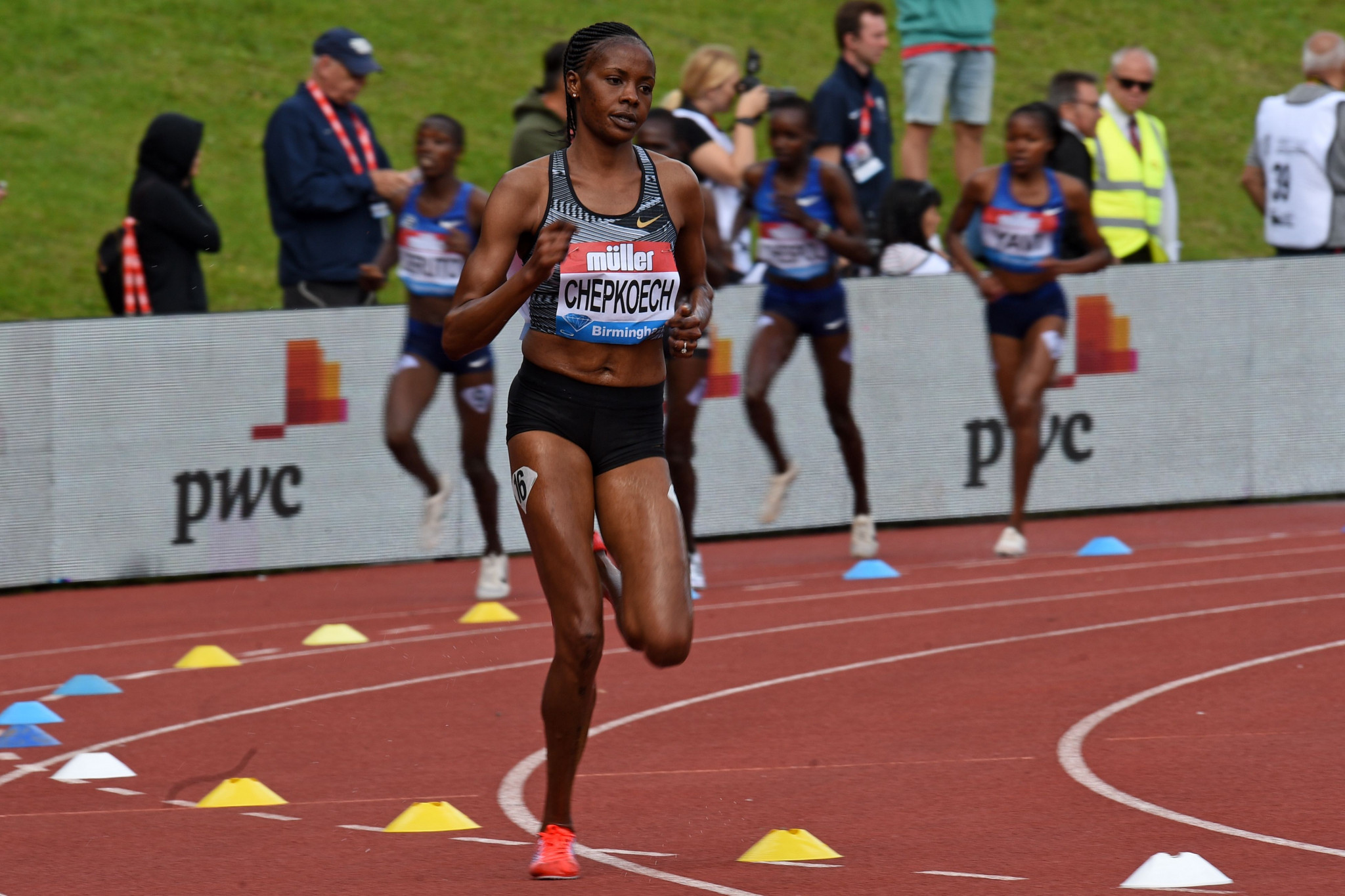 Kenyan stars opt out of African Games to focus on IAAF Diamond League