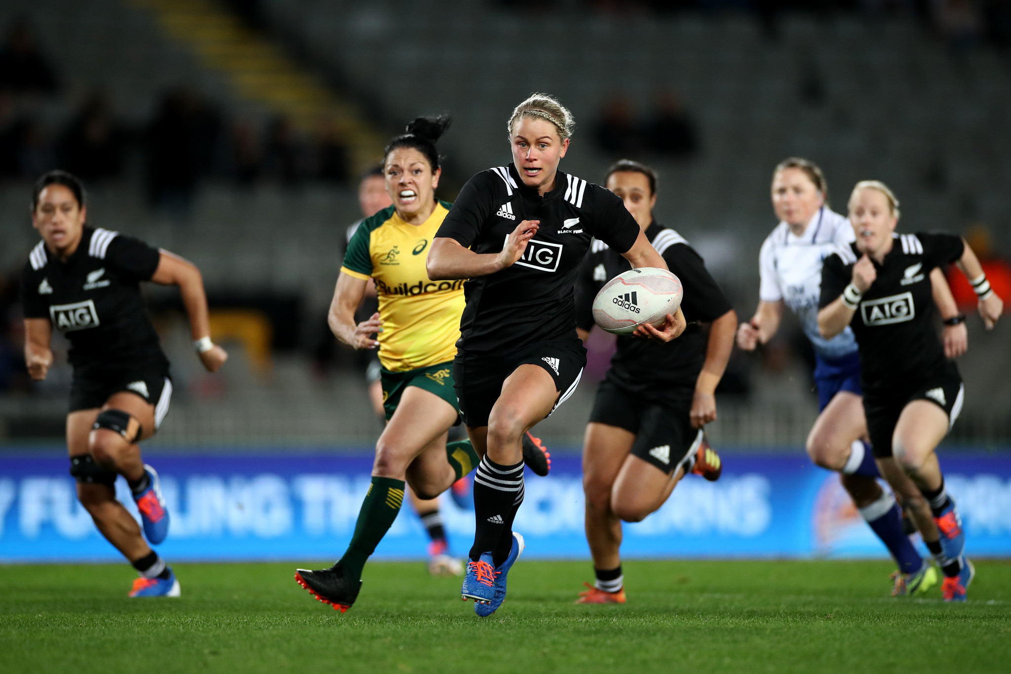 Gender neutral names will come into action for the Rugby World Cup 2021 in New Zealand ©Getty Images
