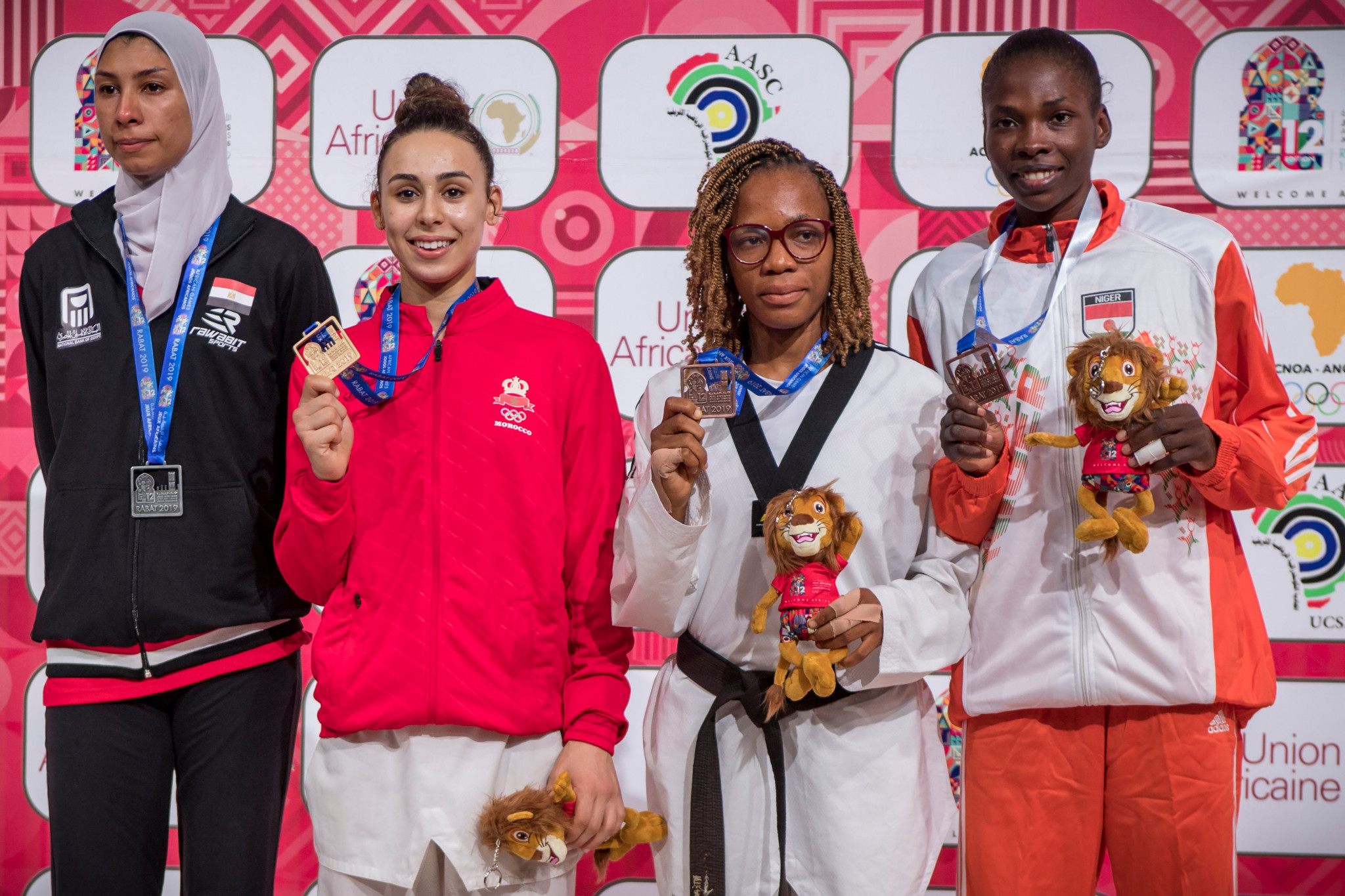 Morocco top taekwondo African Games medal table as sport showcased in Rabat