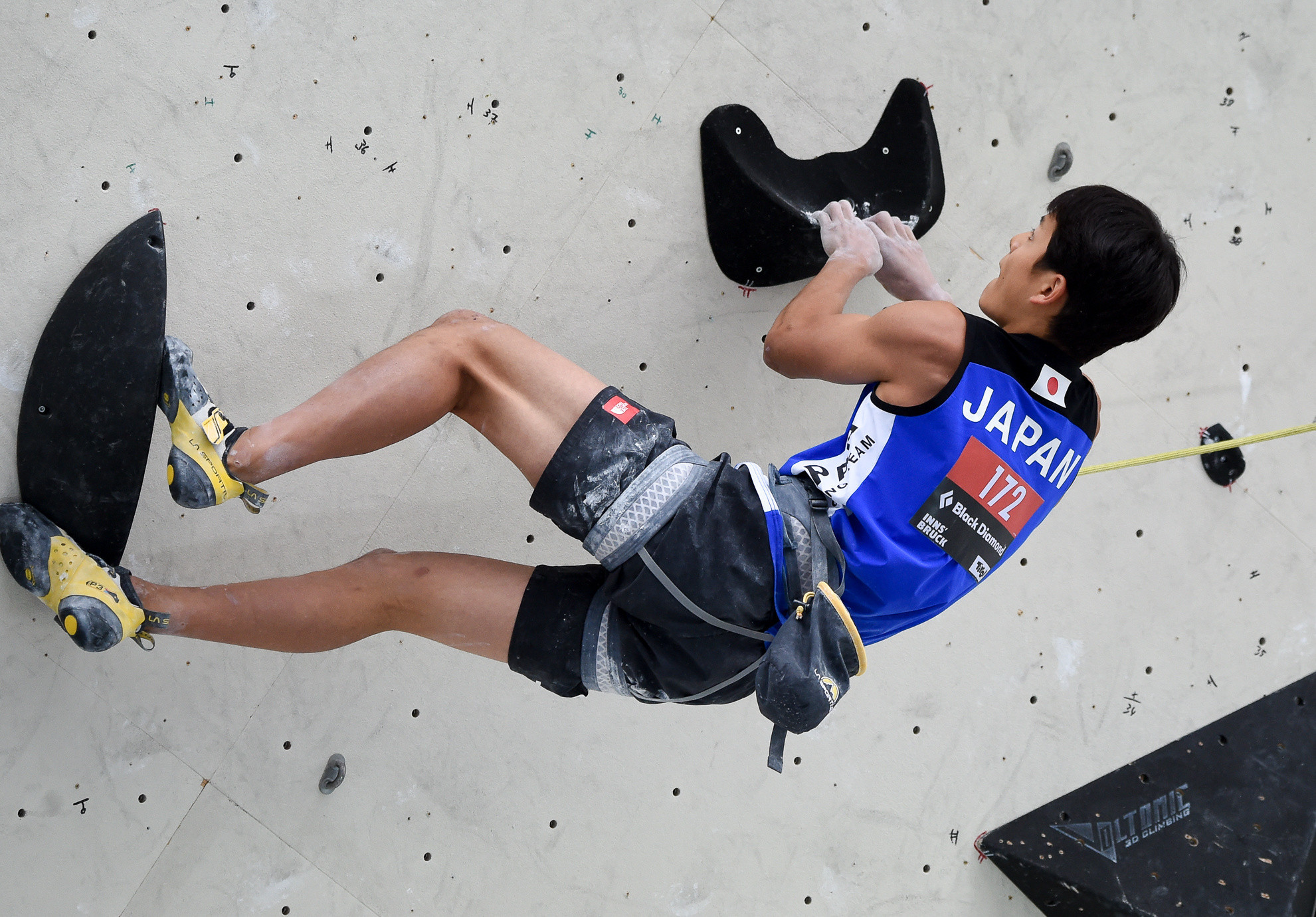 Japan win two of three golds on day three of IFSC Youth World Championships