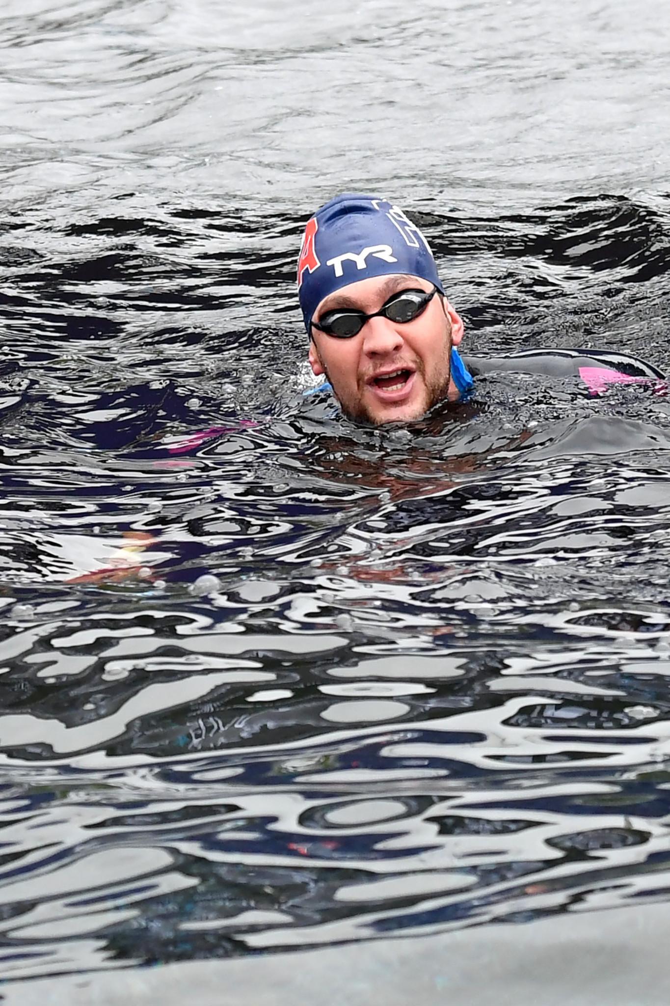Frenchman Reymond claims FINA UltraMarathon Swim Series win in Ohrid