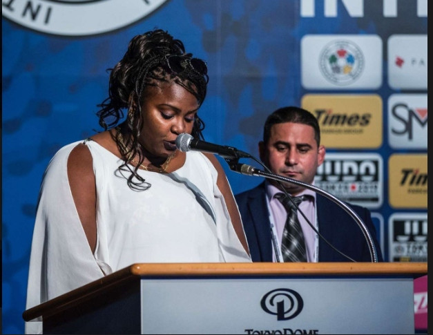 Idalys Ortiz, gold medallist at the London 2012 Olympics and top over-78 kilogram seed at these World Championships, gave her support for the new measures ©IJF