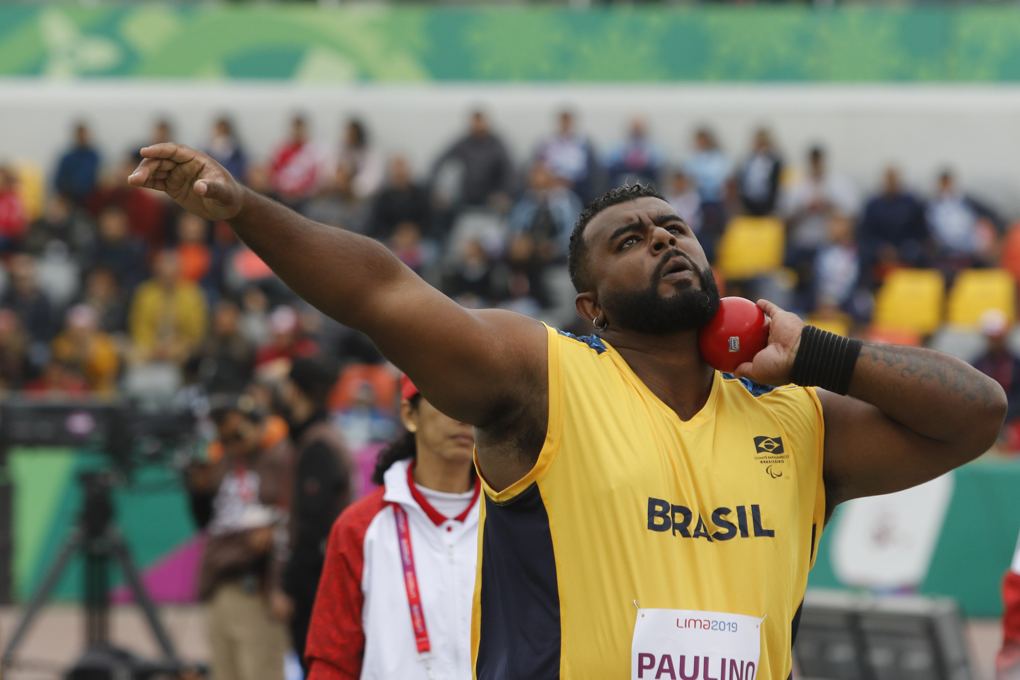 Brazil dominate in athletics at Lima 2019 Parapan American Games