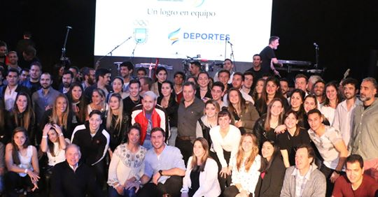 Argentine Olympic Committee hold celebration event for Lima 2019 athletes