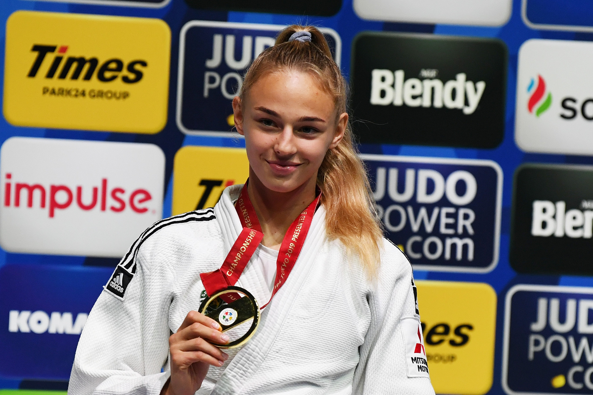 Teenager Bilodid claims second IJF World Championship title as Chkhvimiani adds global crown to European Games gold