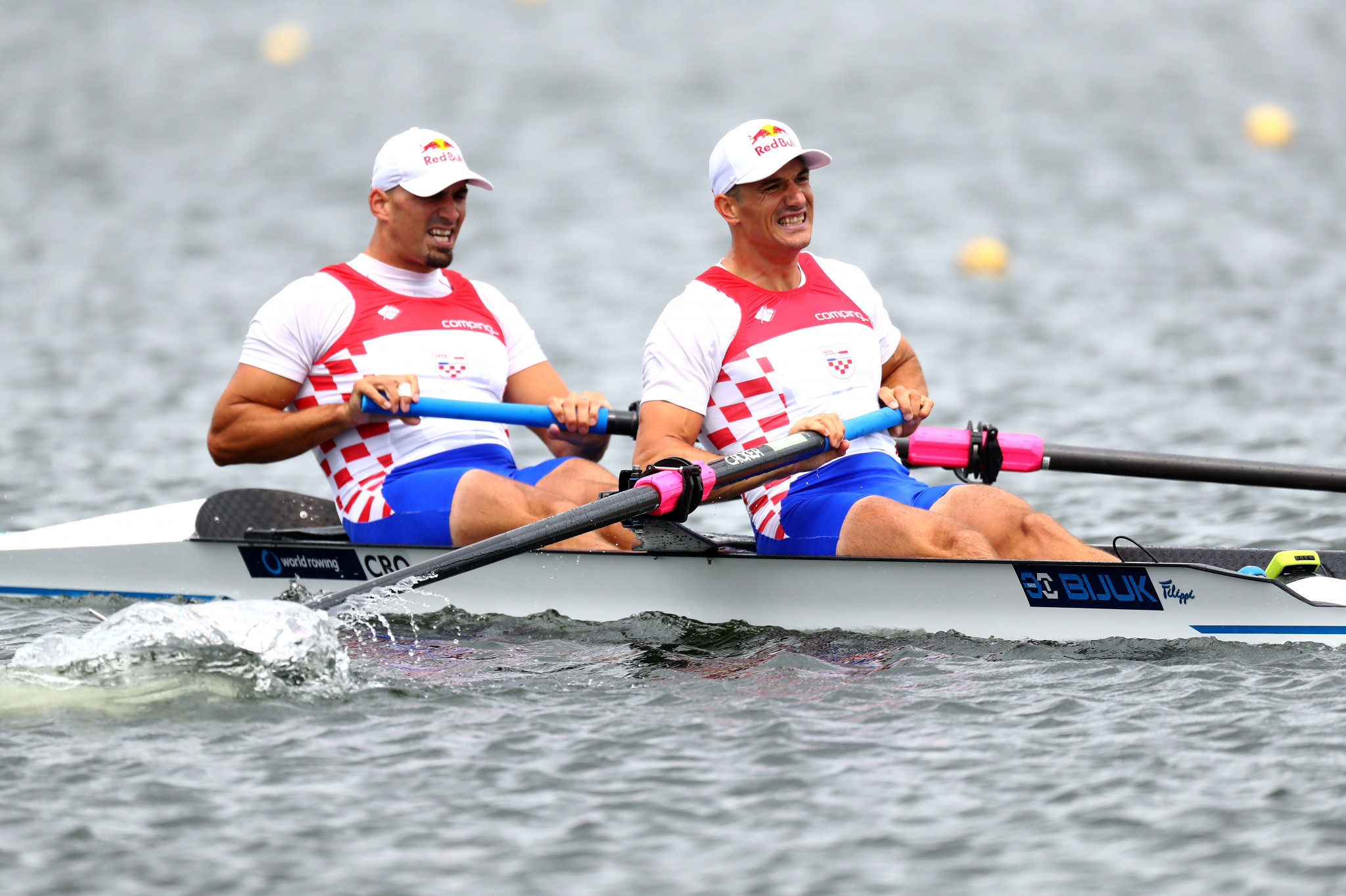 Sinković brothers top men's pairs heat as World Rowing Championships get underway