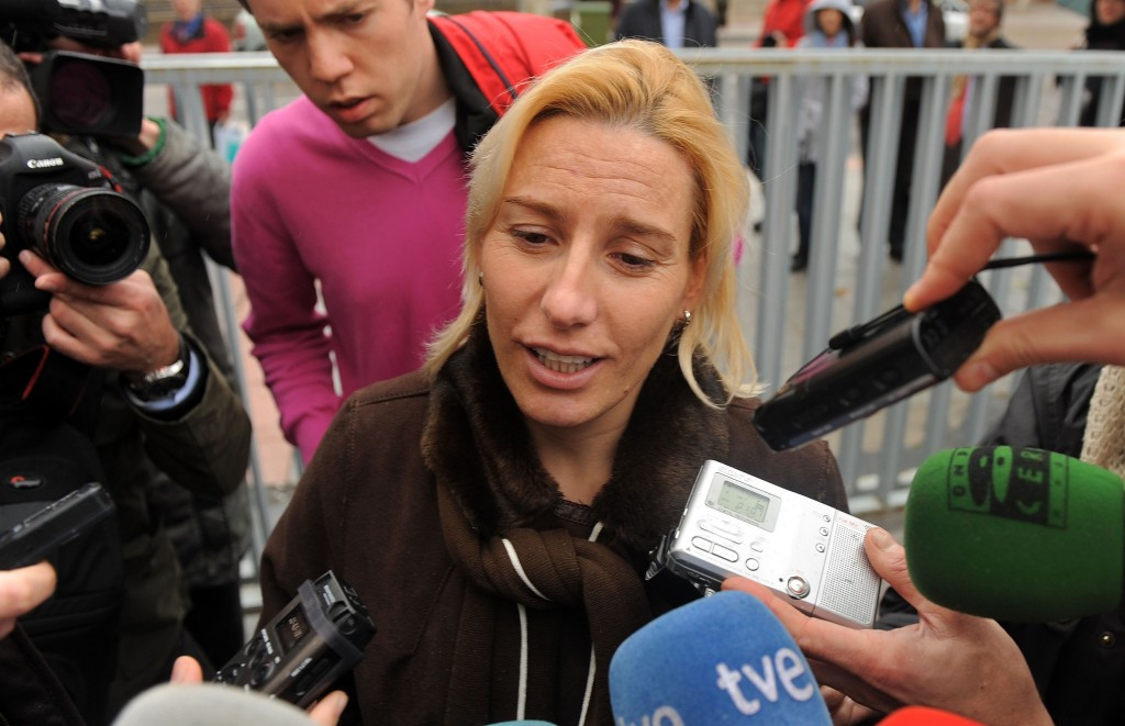 2009 world steeplechase champion Marta Dominguez appeared in court in 2010 on suspicion of involvement in a Spanish doping ring