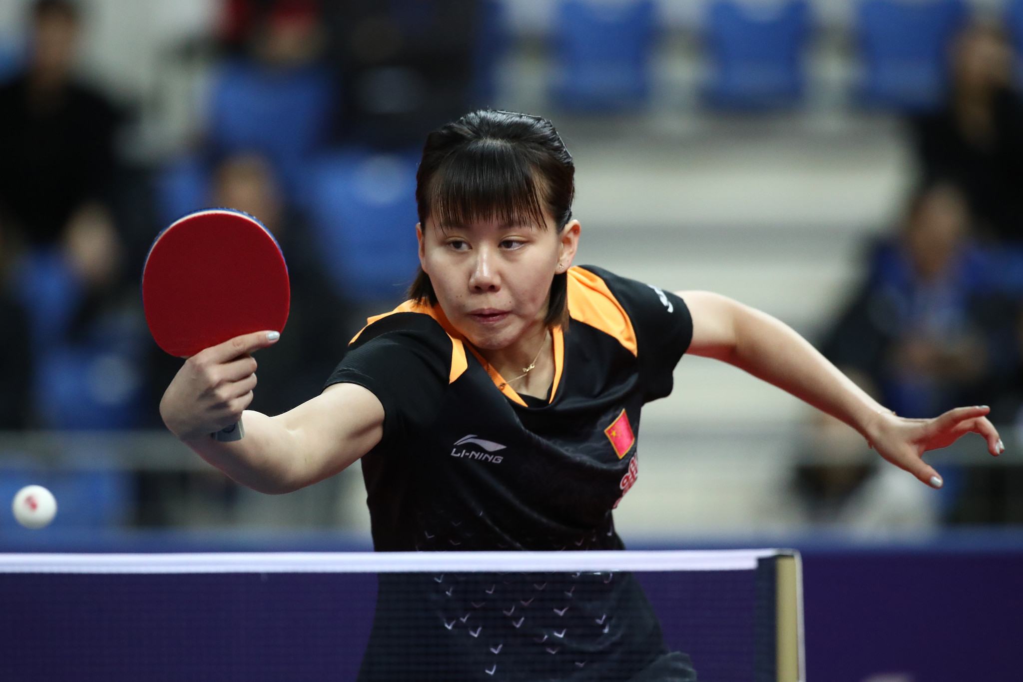 Chen Xingtong of China won the ITTF Czech Open women's event ©Getty Images