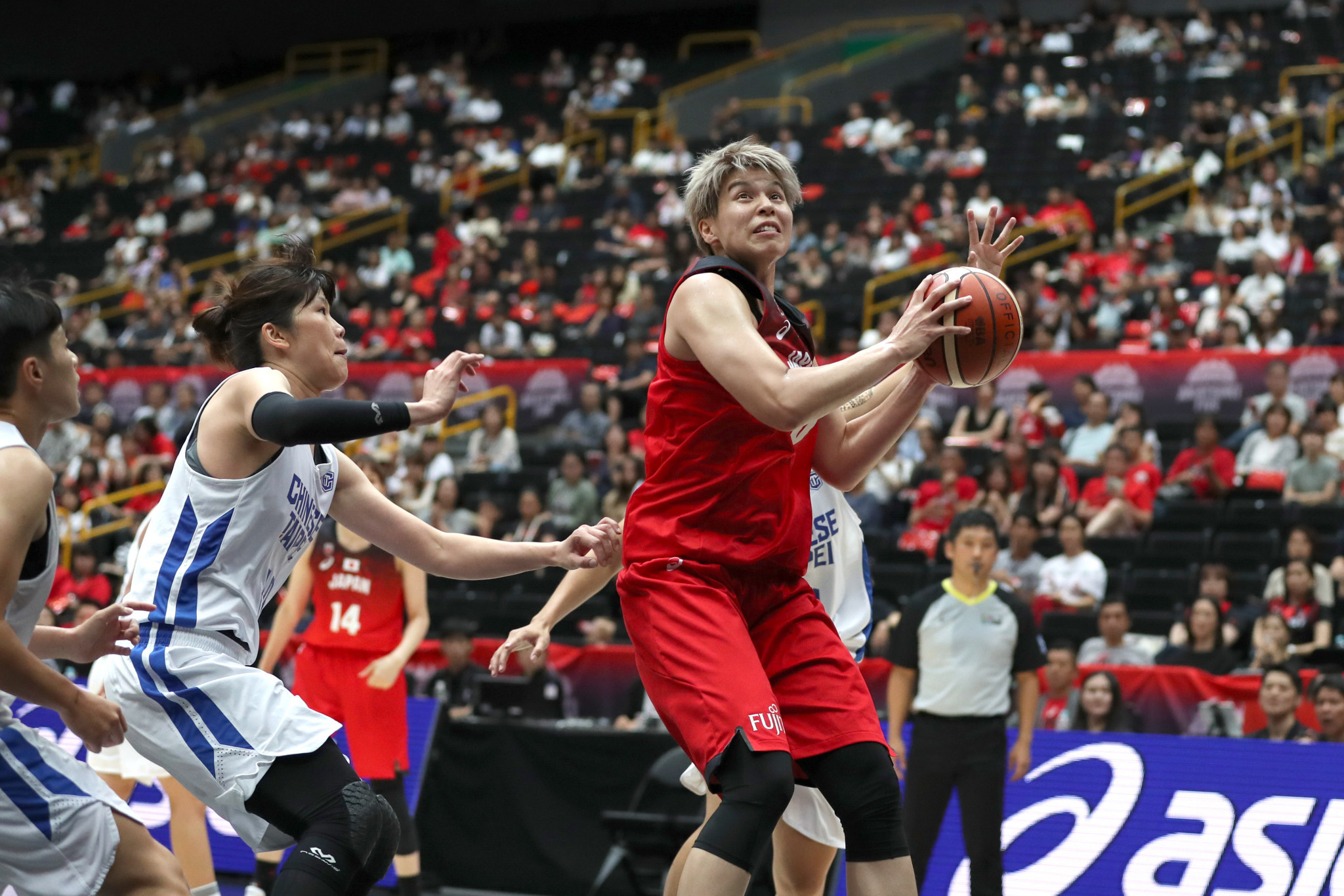 Japan's women win but men beaten as Tokyo 2020 basketball test event concludes
