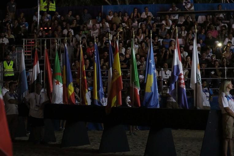 Second Mediterranean Beach Games begin in Patras