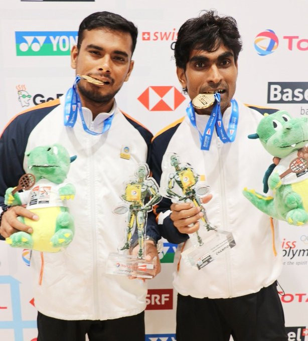 Bhagat doubles up on final day of Para Badminton World Championships