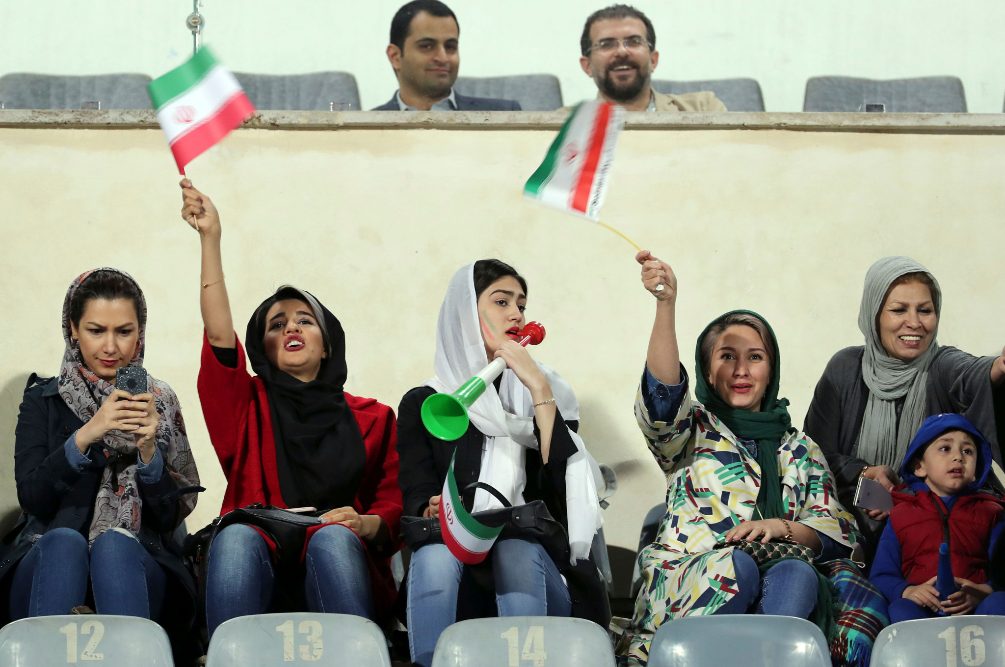 Iran to allow women to watch 2022 FIFA World Cup qualifier in October, report says