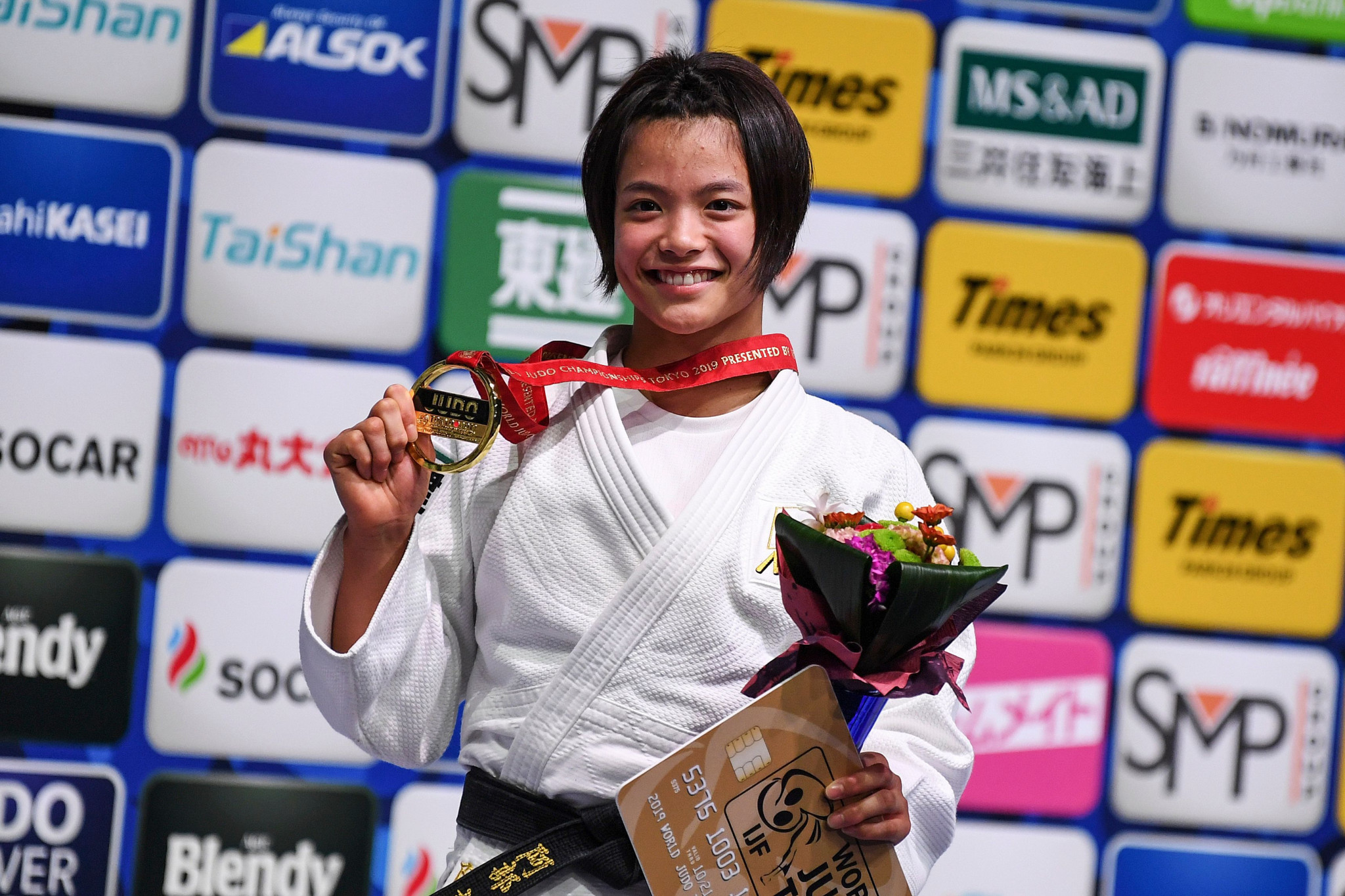 Japan sweep the golds on IJF World Championships day two
