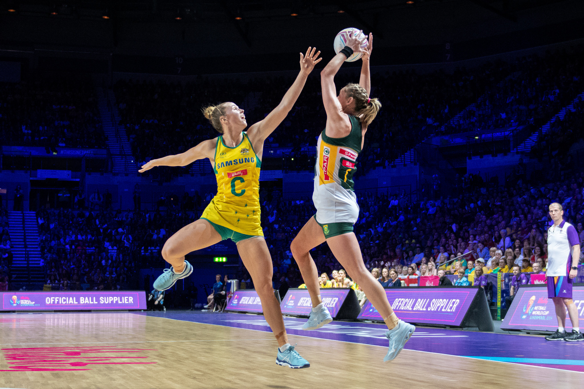 Netball Australia partner with Commonwealth Games Australia to develop netball talent