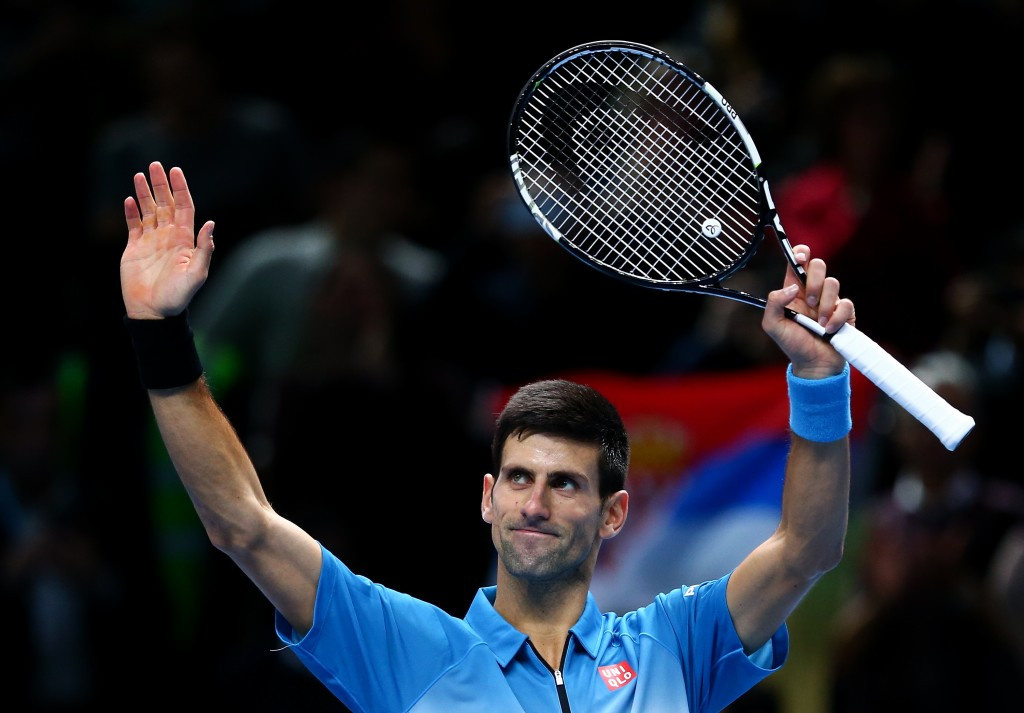 Djokovic advances to last four of ATP World Tour Finals with victory over Berdych